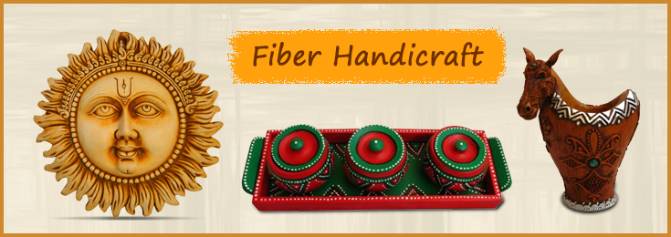 Fiber handicraft